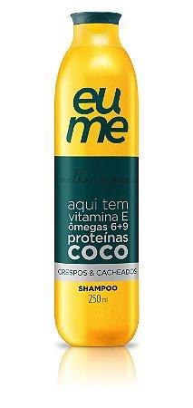 Eume Crespos e Cacheados - Shampoo 250ml