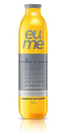 Eume Cabelos Loiros - Shampoo Matizador 250ml