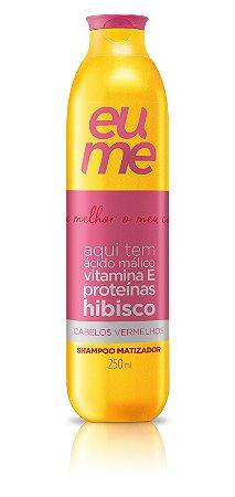 Eume Cabelos Vermelhos - Shampoo Matizador 250ml