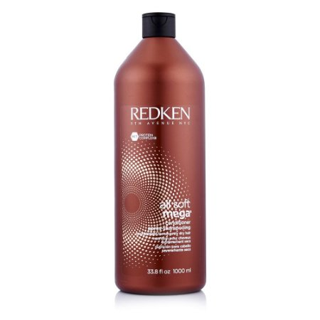 Redken All Soft Mega - Condicionador 1000ml