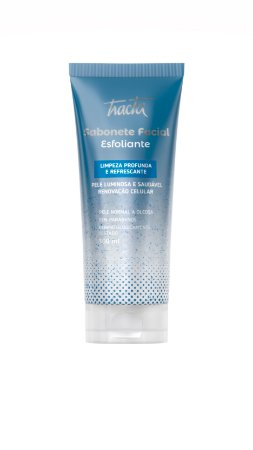 Tracta Sabonete Facial Esfoliante 100ml