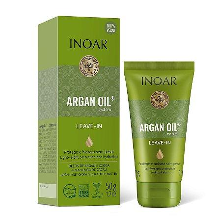 Inoar Argan Oil - Leave-in 50g