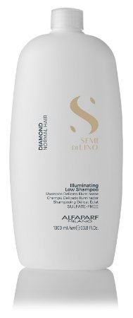 Alfaparf Semi Di Lino Diamond Illuminating Low - Shampoo 1000ml