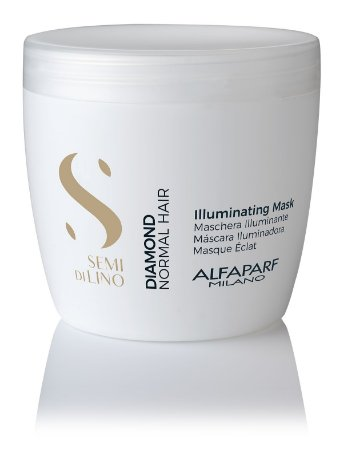 Alfaparf Semi Di Lino Diamond Illuminating - Máscara 500ml