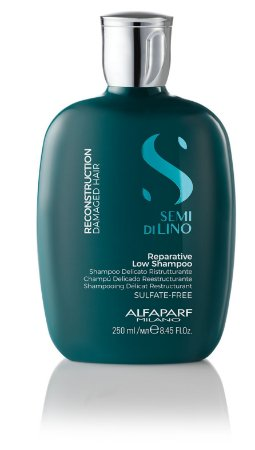 Alfaparf Semi Di Lino Reconstruction Reparative Low - Shampoo 250ml