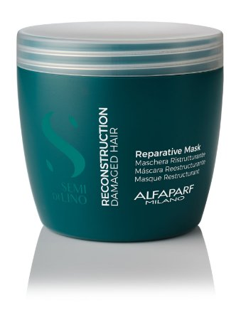 Alfaparf Semi Di Lino Reconstruction Reparative - Máscara 500ml