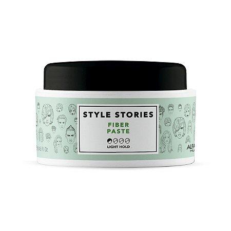 Alfaparf Style Stories Fiber Paste - Pasta Maleável 100ml