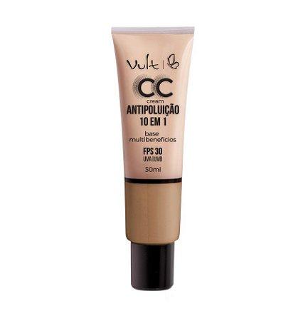 Vult CC Cream Antipoluição 10 em 1 - MB02 30ml