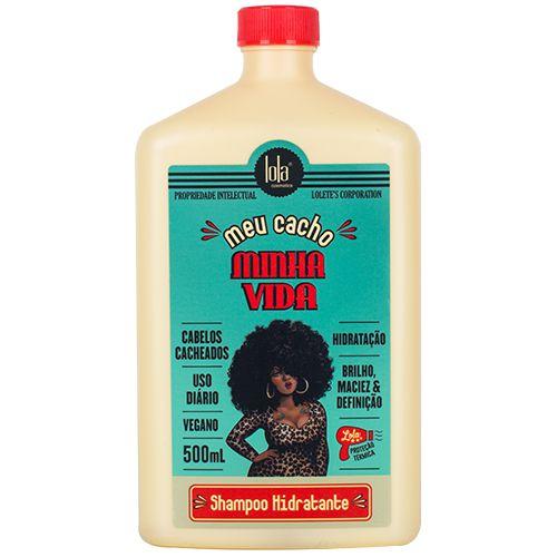 Lola Meu Cacho Minha Vida - Shampoo Hidratante 500ml
