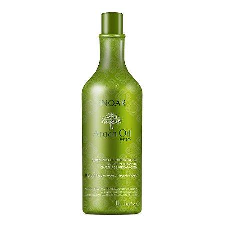 Inoar Argan Oil - Shampoo 1000ml