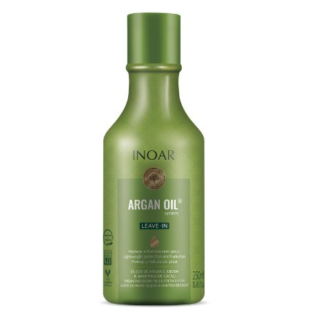 Inoar Argan Oil - Leave-in 250ml