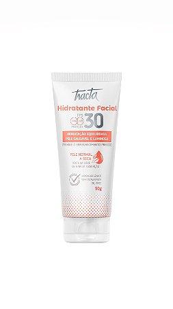 Tracta Hidratante Facial Pele Normal a Seca FPS 30 50g