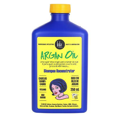 Lola Argan Oil - Shampoo Reconstrutor 250ml
