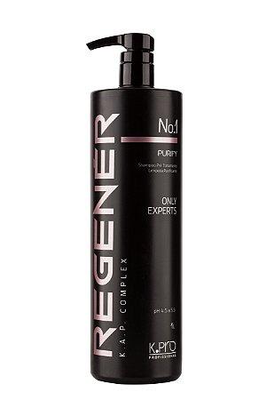 K.Pro Regenér Purify No1 - Shampoo 1000ml