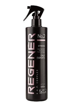 K.Pro Regenér Strong No2 - Spray Regenerador 500ml