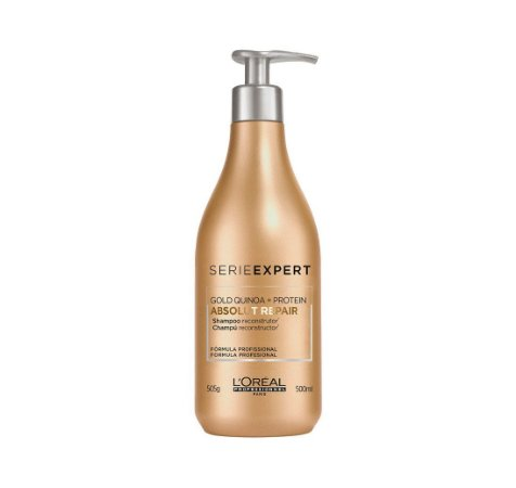 L'Oréal Professionnel Absolut Repair Gold Quinoa - Shampoo 500ml