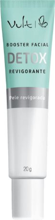 Vult Booster Facial Detox Revigorante - Anti-Idade 20g