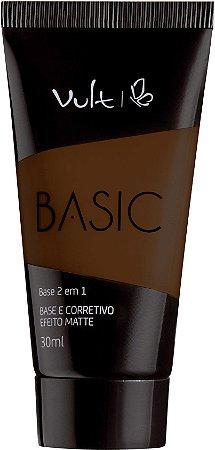 Vult Basic 2 em 1 Cor 24 - Base Líquida 30ml
