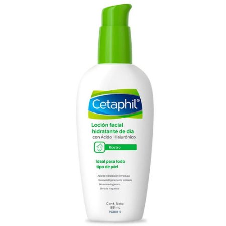 Cetaphil Loção Hidratante Facial com Ácido Hialurônico 88ml