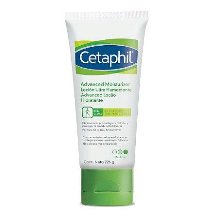 Cetaphil Advanced Moisturizer - Loção Hidratante 226g