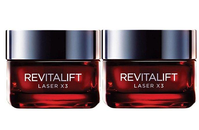 Kit L'Oréal Paris Revitalift Laser X3 - 2 Unidades