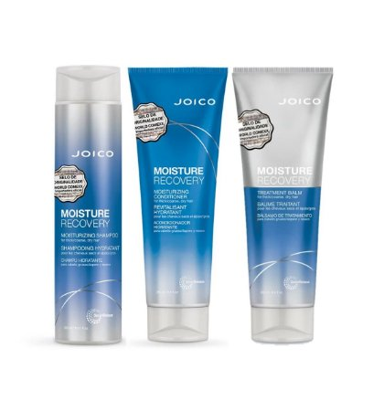 Kit Joico Moisture Recovery - 3 Produtos
