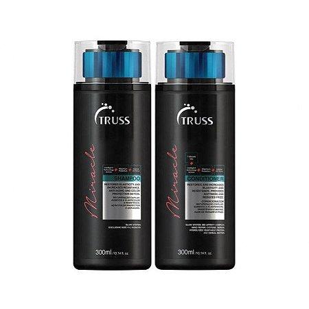 Kit Truss Miracle - Shampoo e Condicionador 300ml