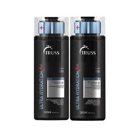 Kit Truss Ultra Hydration Plus - Shampoo e Condicionador 300ml