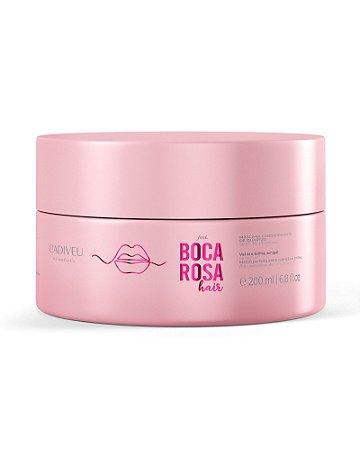 Cadiveu Boca Rosa - Máscara 200ml