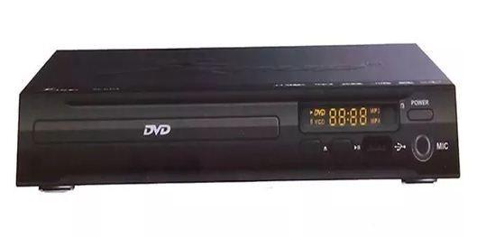 36c32869f Dvd Player Com Funcao Karaokê E Ripping Media Player Mp3