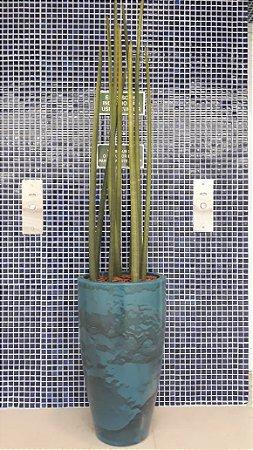Espada São Jorge + Vaso + Insumos + Montagem