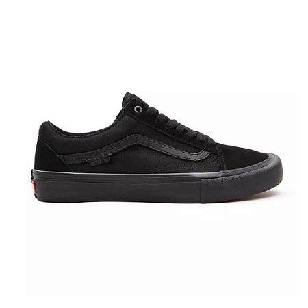 Tênis Vans Old Skool Skate Pro - All Black