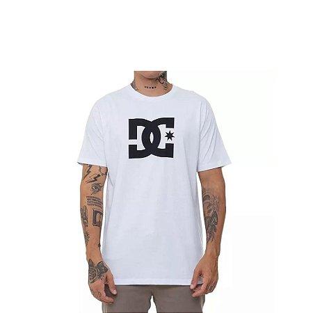 Camiseta DC Manga Curta Star Logo