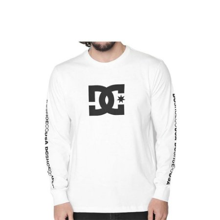 Camiseta DC Shoes Star Sleeve