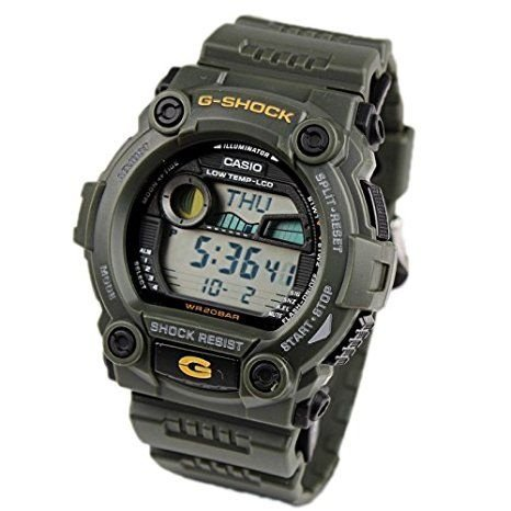 74c620cb622 Relógio G-Shock G-7900-3DR Digital - Loja Surfer s - O Melhor da ...