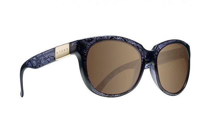 5465ae587bf5c Óculos Evoke Mystique Dark Lace Gold Brown Mirror - Surfer s