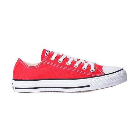 Tênis Converse Chuck Taylor All Star - Vermelho