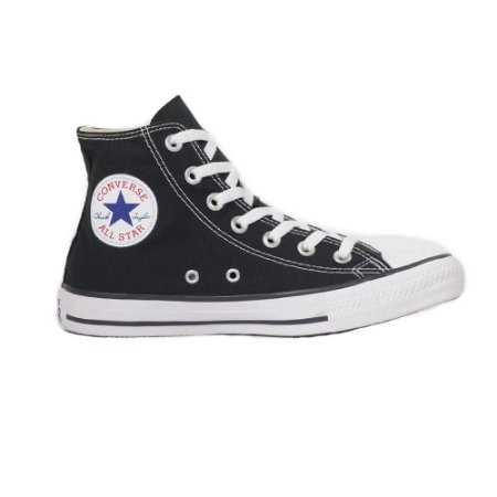 Tênis Converse Chuck Taylor All Star Hi - Preto