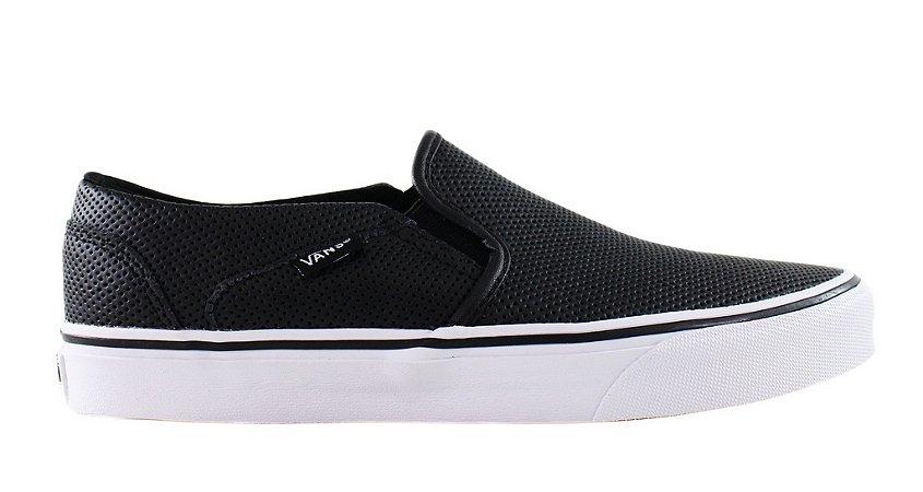 8de8d474f1a Tênis Vans Asher - Preto - Surfer s - Moda lifestyle