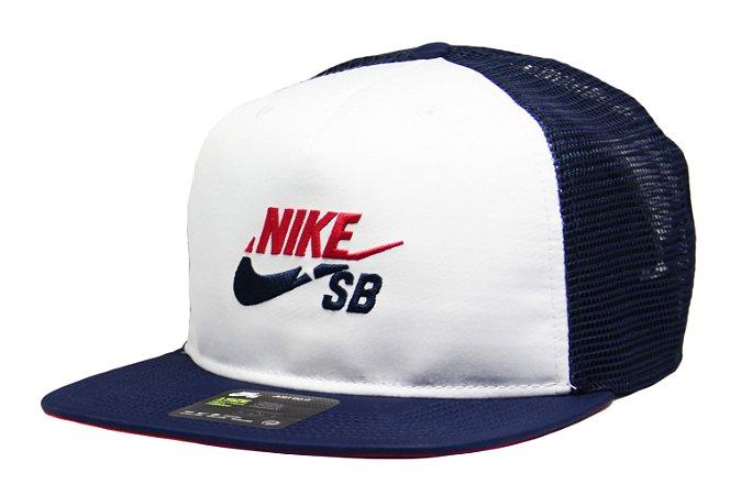 Boné Nike SB Icon Trucker - Snapback
