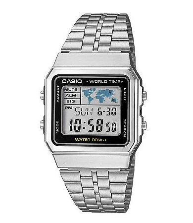 Relógio Casio Vintage A500WA-1DF Digital