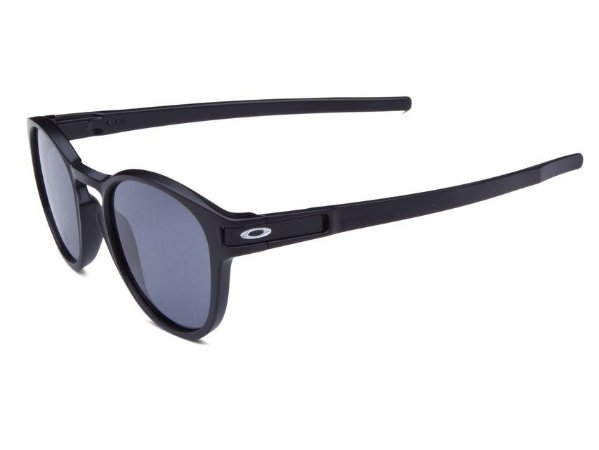 74f419f4e Óculos Oakley Latch Matte Black - Grey - Original - Surfers - Loja ...