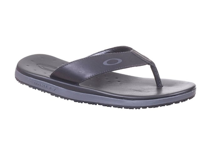 Chinelo Oakley Blender - Preto