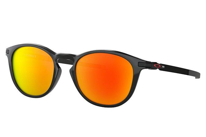 d05345ce3 Óculos Oakley Pichman R Polished Black W/ Prizm Ruby Polarizado ...