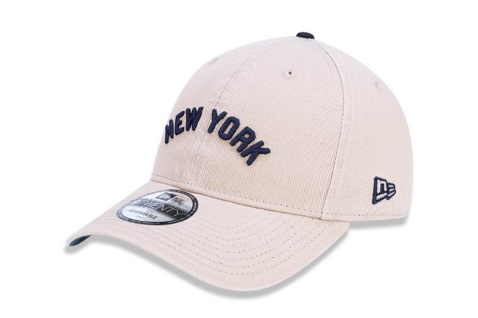 Boné New Era 920 New York Yankees NY Logo - Kaki