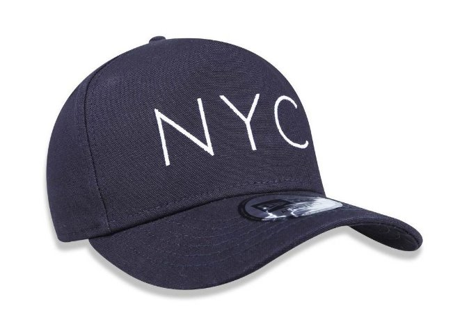 Boné New Era 940 Aba Curva NYC - Snapback