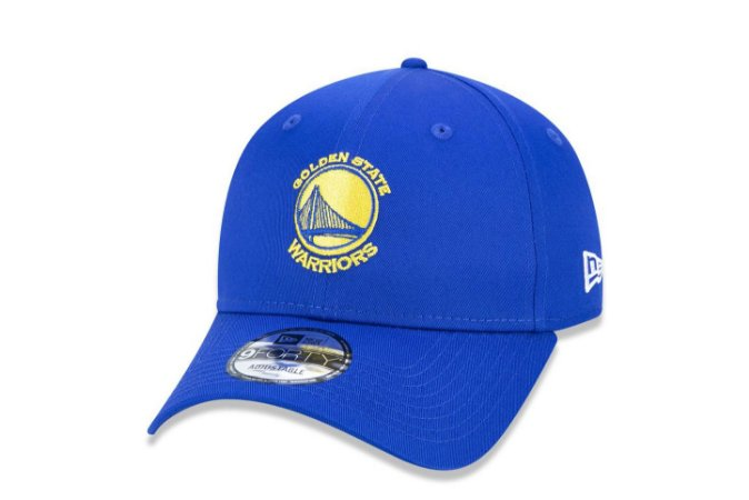 Boné New Era 940 Aba Curva Golden State Warriors - Snapback