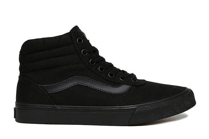 Tênis Vans Maddie Hi All Black