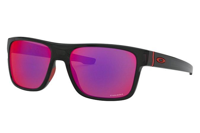 Óculos Oakley Crossrange Matte Black W/ Prizm Polarized