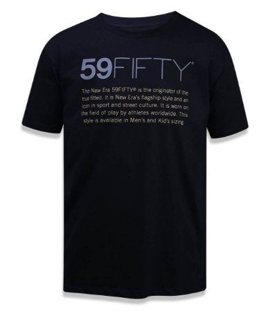 Camiseta New Era 59Fifty